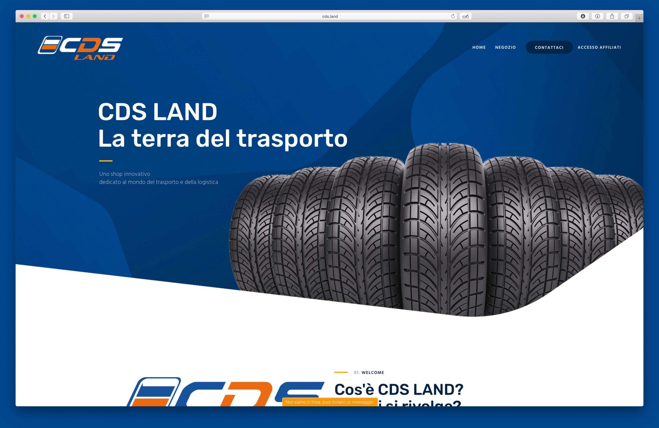 CDS LAND Project